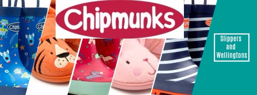 Chipmunks Kids Footwear