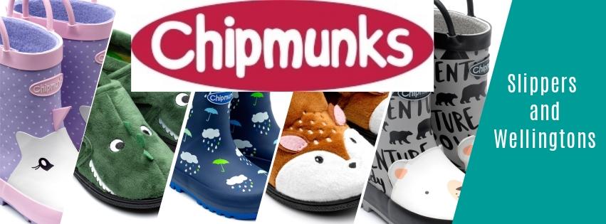 Chipmunks Kids Footwear