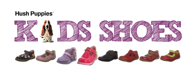 Hush Puppies Childrens Shoes