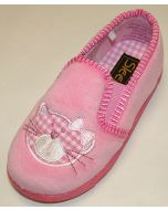 Sleepers Cats Pink Slippers