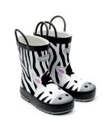 Chipmunks Zola Zebra Wellingtons