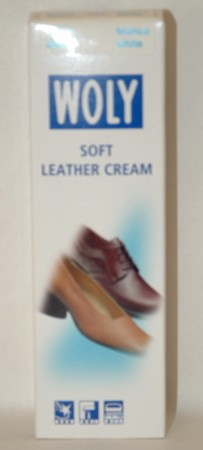 Soft leather cream