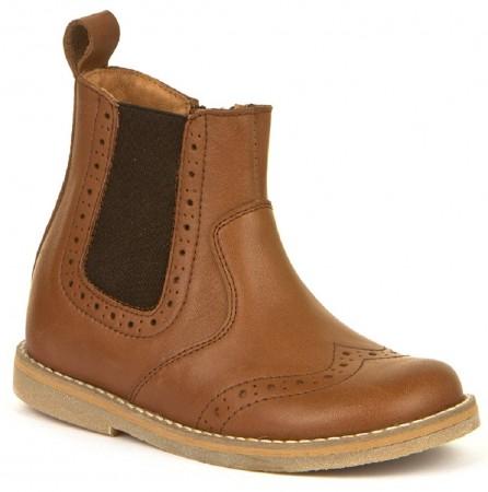 Froddo G3160119-3 Cognac Brown Chelsea Boots