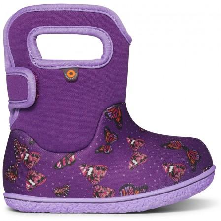 Baby Bogs Butterflies Purple Boots