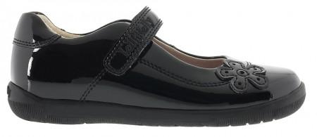 Lelli Kelly Leora LK8264 Black Patent School Shoes