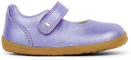 Bobux Step Up Delight Grape Comet Shoes