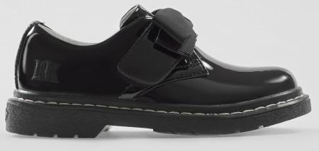 Lelli Kelly Irene LK8284 Black Patent School Shoes
