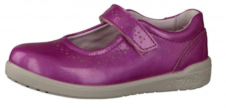 Ricosta Lelia Fruit Pink Patent Shoes