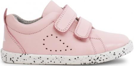 Bobux I-walk Grass Court Seashell Pink Shoes