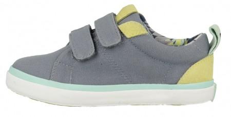 Gioseppo Smith Grey Canvas Shoes