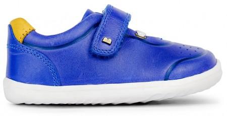 Bobux Step Up Ryder Blueberry Shoes