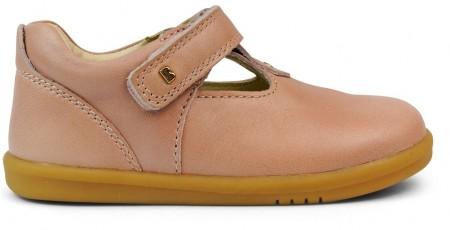 Bobux I-walk Louise Dusk Pearl T-bar Shoes