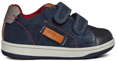 Geox Flick Navy Shoes