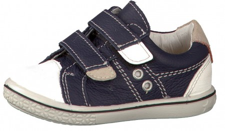 Ricosta Pepino Nippy Navy Blue White Shoes
