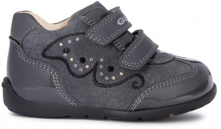 Geox Kaytan Dk Grey Boots