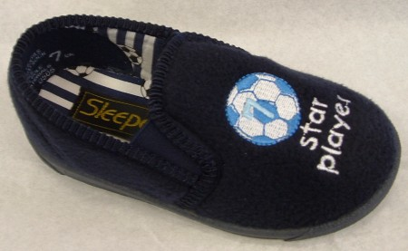 Sleepers Goal Slippers
