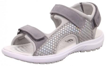 Superfit Rainbow 9205-25 Grey Sandals