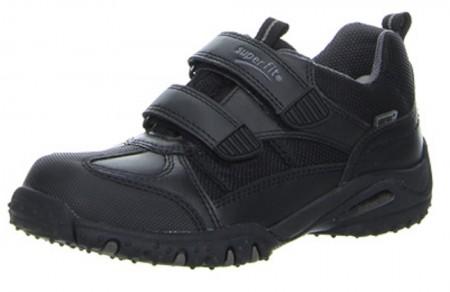 Superfit Joe 8361-01 Black Gore-Tex School Shoes