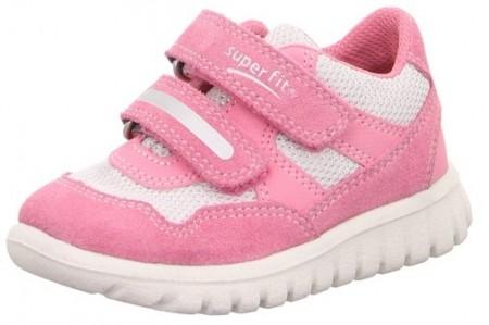 Superfit Sport 7 Mini 191-55 Rose Pink Trainers
