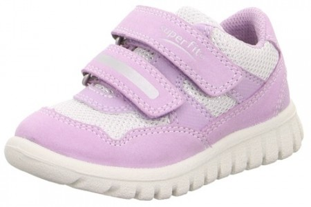 Superfit Sport 7 Mini 191-90 Lilac Trainers