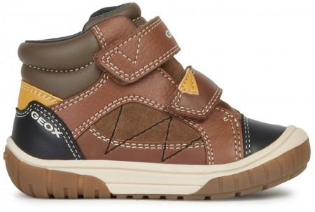 Geox Omar Cognac Boots