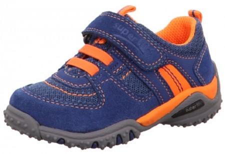 Superfit Sport 4 Mini 234-81 Blue Orange Trainers