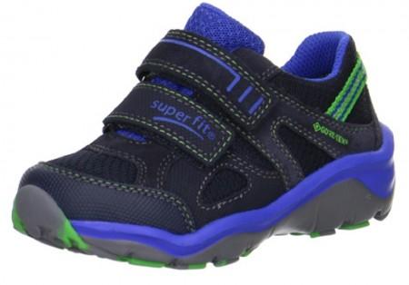 Superfit Sport 5 Mini 242-82 Blue Gore-tex Trainers