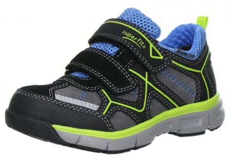 Superfit Lumis 411-03 Black Gore-tex Trainers