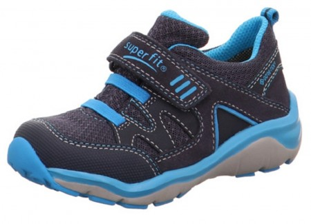 Superfit Sport 5 241-80 Navy Gore-tex Trainers
