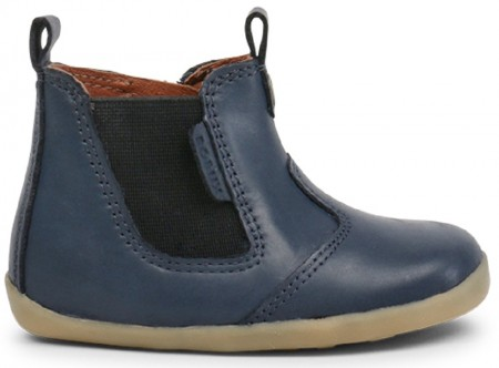 Bobux Step Up Jodphur Navy Boots