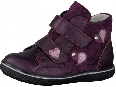 Ricosta Pepino Abby Merlot Waterproof Boots