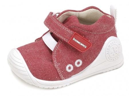 Biomecanics 182121 Red Canvas Shoes