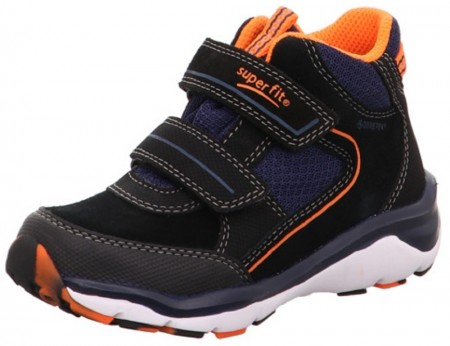 Superfit Sport 5 9239-00 Black Gore-tex Boots