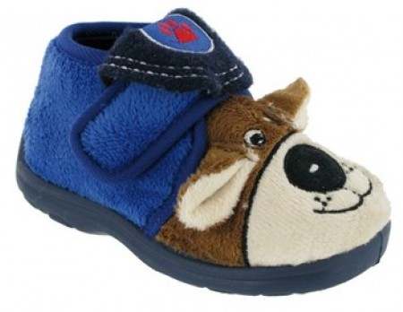 Mirak Bungle Blue Slippers