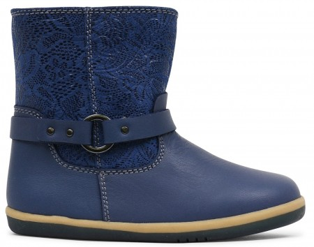 Bobux I-walk Quest Dutch Blue Boots