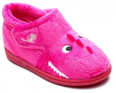 Chipmunks Daniella Pink Slippers