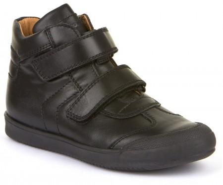 Froddo G3110171 Black Leather School Boots