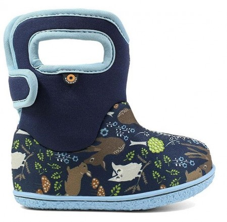 Baby Bogs Woodland Blue Boots