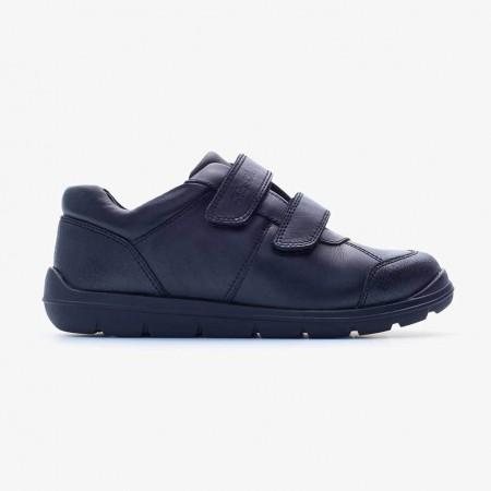 Term Galaxy Black School Shoes
