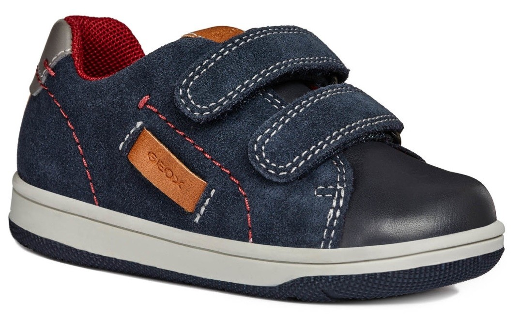 5fa31e905703a Geox Flick Navy Shoes - Little Wanderers