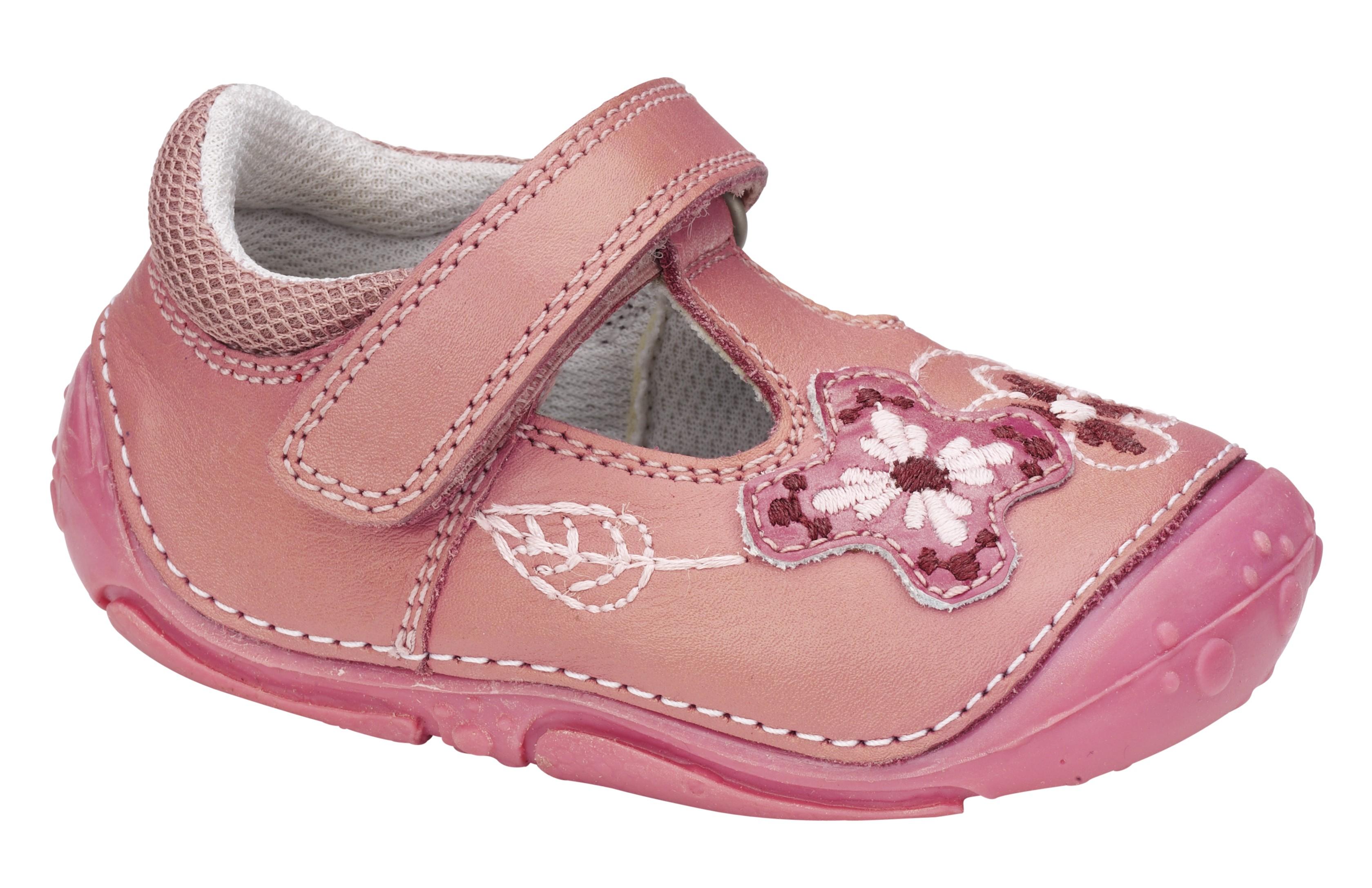 hush puppies gert pink pre walkers shoes