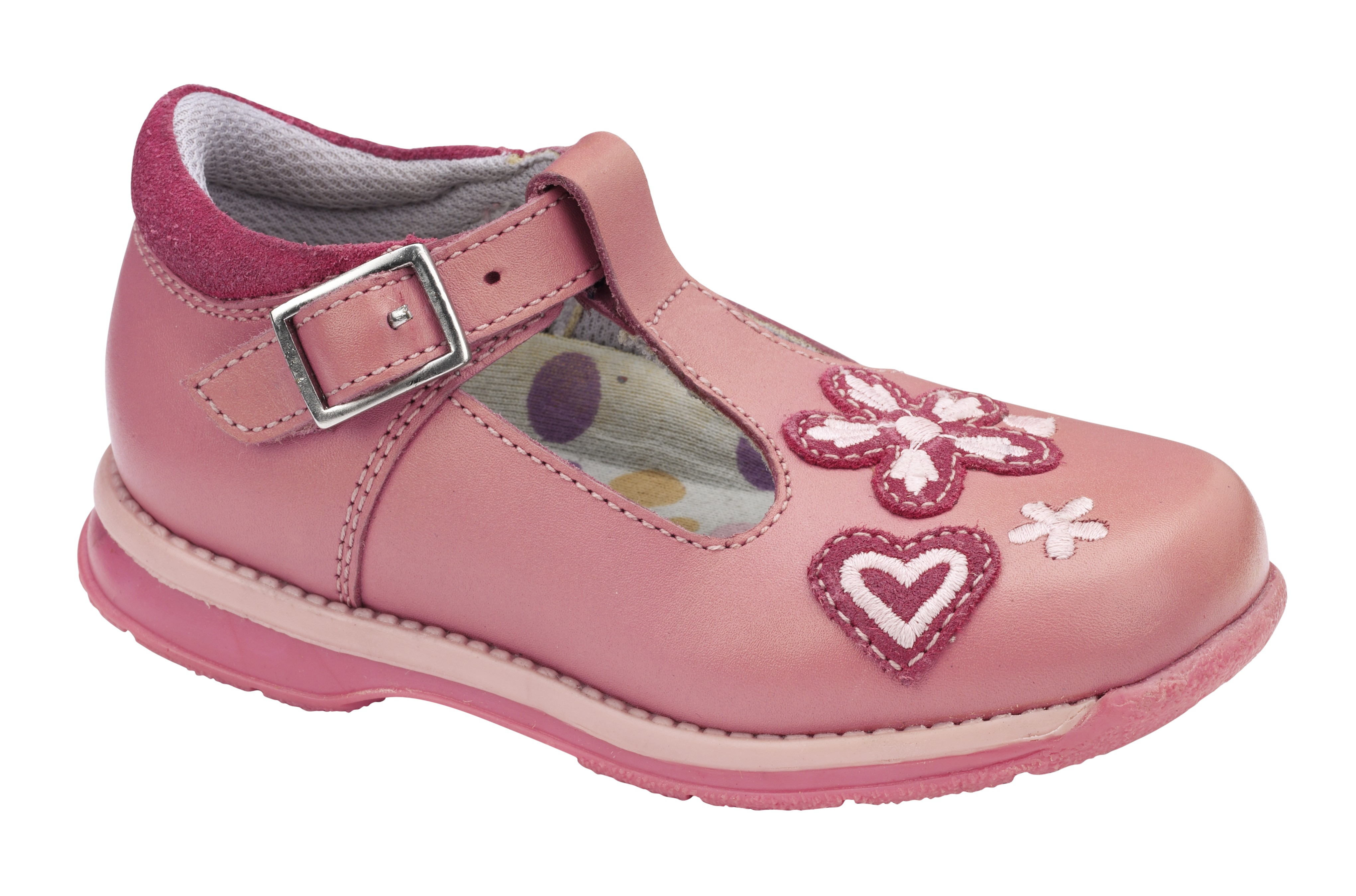 hush puppies helene pink t bar shoes wanderers