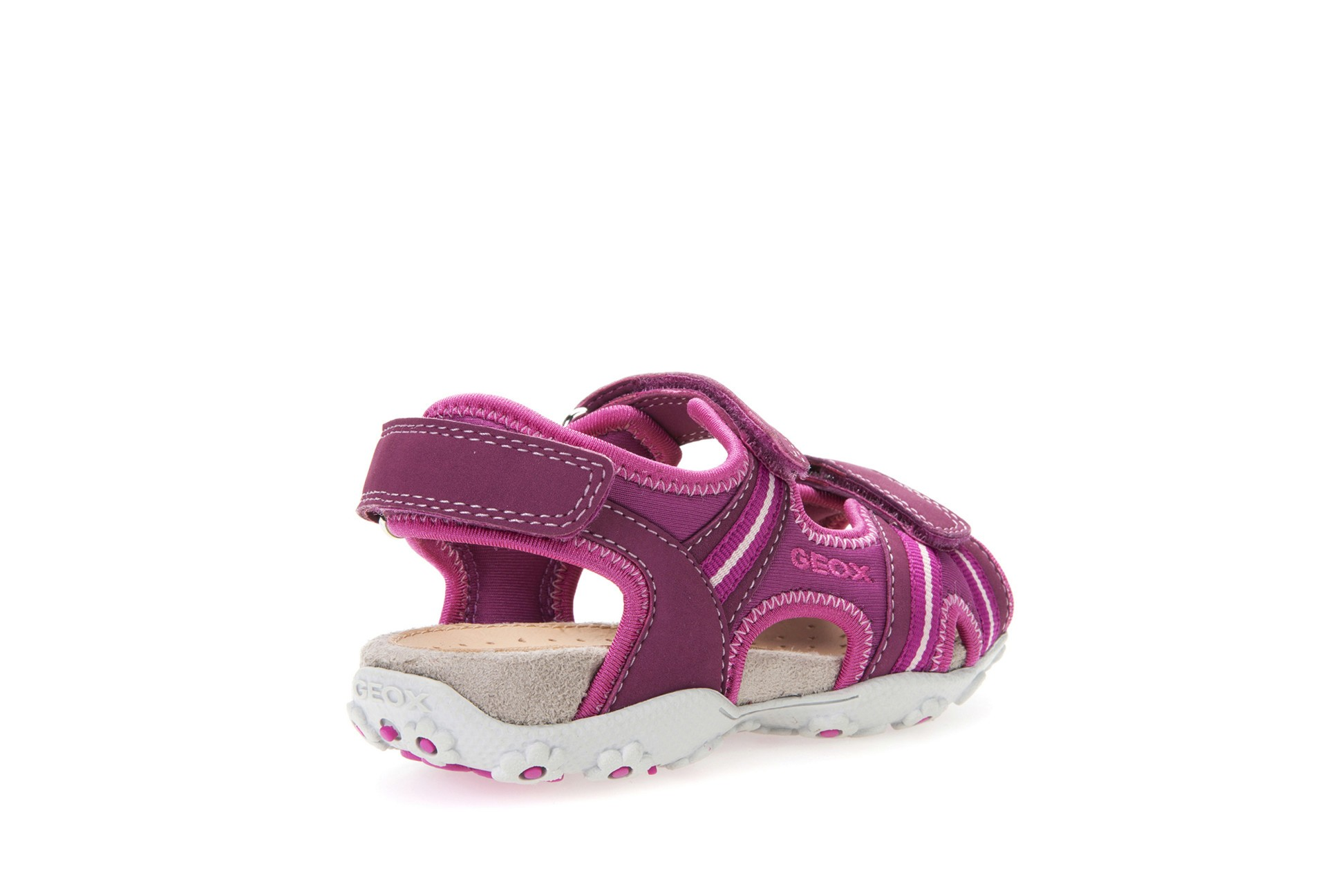 Geox Roxanne Fuchsia Sandals Geox Kids Shoes Little
