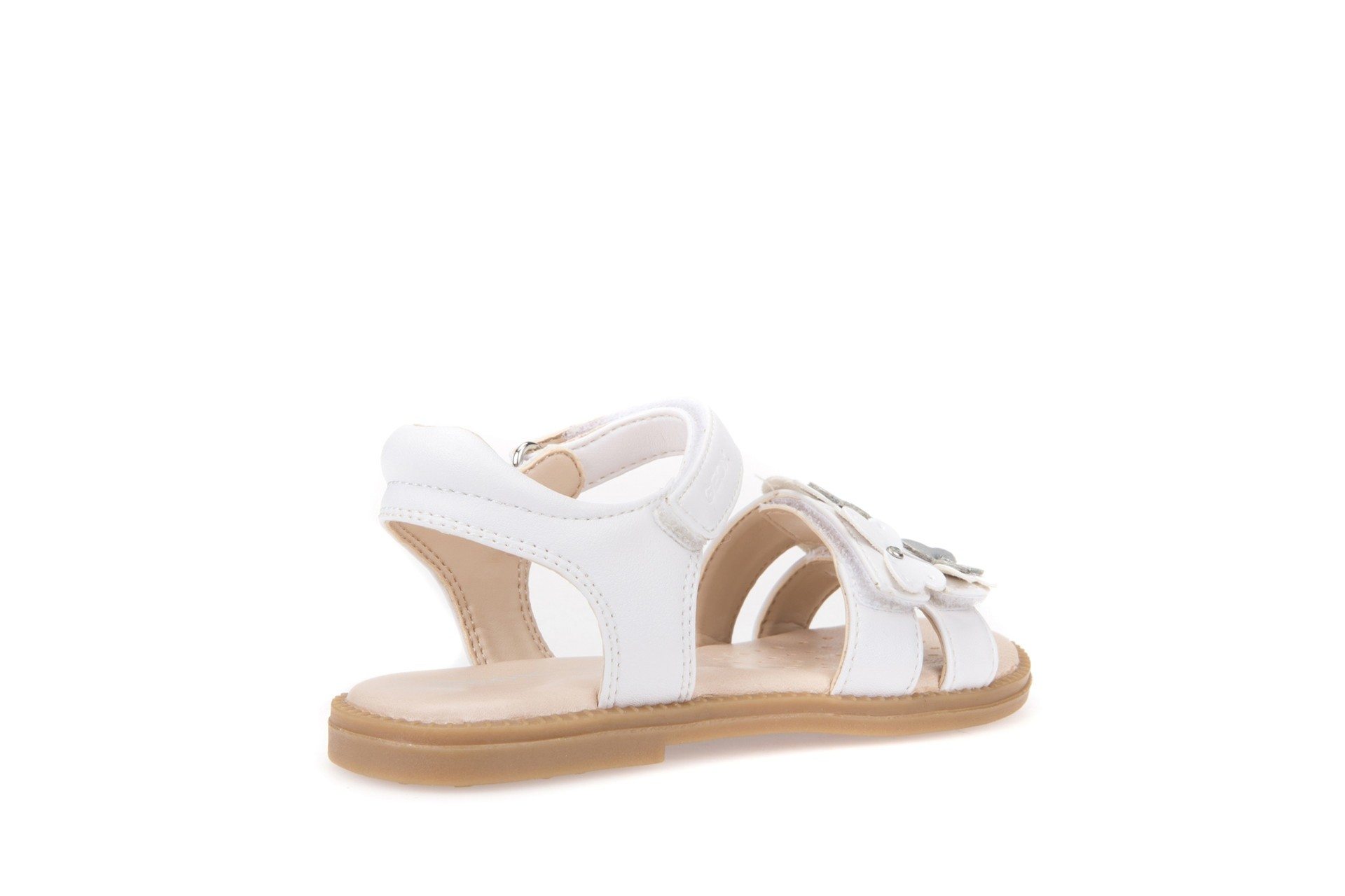 Geox Karly White Sandals Girls Shoes Little Wanderers