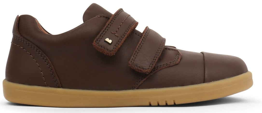 Bobux I-walk and Kid+ Port Brown Shoes