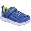 Skechers Comfy Flex Royal Blue Trainers