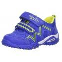 Superfit Sport 4 Mini 233-85 Blue Trainers