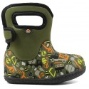 Baby Bogs Construction Green Boots