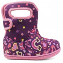 Baby Bogs Rainbow Purple Boots