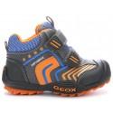 Geox Savage Grey Orange Boots